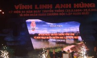 60th anniversary of the traditional day of the Vinh Linh Special Zone