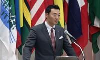 Filipino and Japanese lawmakers seek resolution of sea dispute