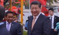 China's Xi Jinping starts South Asia tour