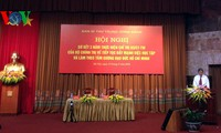 Studying and following President Ho Chi Minh's moral example promoted