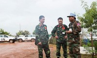 UN: Vietnam is a reliable partner in the peace keeping force