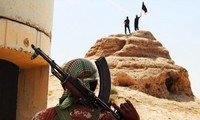 IS accused of using chemical weapons in Iraq