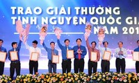 Ho Chi Minh city marks 15 years of youth volunteer campaign