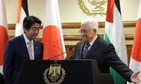Palestinian President commits to resuming peace talks with Israel