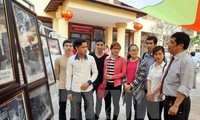 Photo exhibition on General Vo Nguyen Giap