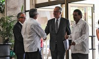 Cuba and EU content with negotiation to normalize ties