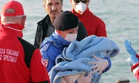 Italy investigates capsized vessel carrying illegal immigrants