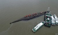 Death toll of China's sunken ship rises