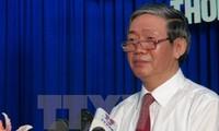Vietnamese, Chinese Communist parties share social development expertise