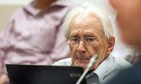 Prosecutors seek 3 and a half years in prison for ex-Auschwitz guard