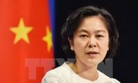 China, Republic of Korea's reactions to Japan's security legislation