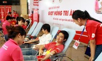 Activities to respond to 2015 Red Journey blood donation campaign