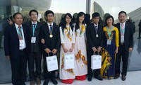 Vietnamese students win medals at International Chemistry Olympiad