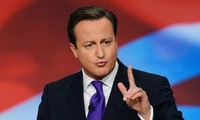 UK Prime Minister David Cameron visits Vietnam