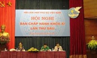 6th conference of Executive Committee of the 11th Vietnam Women's Union congress opens