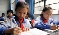Illiteracy elimination promoted in learning society