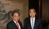Vietnam attaches importance to developing comprehensive strategic partnership with China