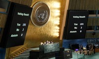 UN General Assembly adopts resolution calling for end to US embargo against Cuba