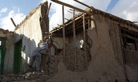 Death toll approaches 400 from South Asia earthquake