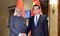 China, India boost bilateral cooperation