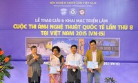 Vietnam wins awards at the 8th International Artistic Photo Contest