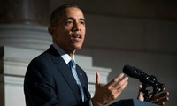 US President defends immigration policy