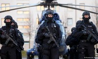 Germany introduces new counter-terrorism police unit