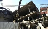 6.7 magnitude earthquake hits northeast India
