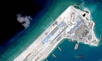 International experts criticized China's act in the East Sea