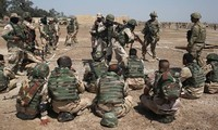 Iraqi army prepares for complete destruction of IS