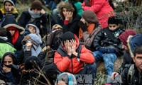 Refugees continue to flow into the Europe