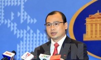Vietnam is concerned about China's serious sovereignty violation in Hoang Sa archipelago