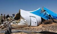 Egypt admits terrorists hit Russian plane