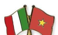 Vietnam and Italy bolster bilateral ties