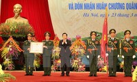 70th anniversary of the military supplies sector marked
