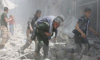 Syria army extends Damascus ceasefire for 48 hours