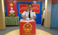 Early election held for staff of Vietnam-Russia Oil and Gas joint venture Vietsovpetro