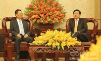 Ho Chi Minh city wishes to be a major investor in Laos