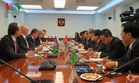 Vietnam Fatherland Front President visits Russia