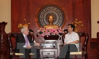 Ho Chi Minh City pledges continual support for investors