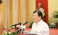 Deputy PM stresses the need of environmental protection