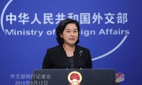 China calls for dialogue to resolve Korean Peninsula nuclear issue
