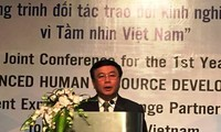 Policy research on senior human resource development in Vietnam