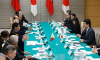 Japan wants further cooperation with the Philippines