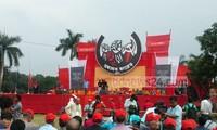Vietnam attends Bangladesh Communist Party's 11th Congress