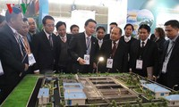 Vietnam sends message about sustainable development at Pollutec 2016 in France