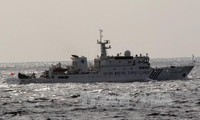 Chinese patrol vessels detected in East China Sea