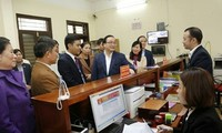 Hanoi's Party chief asks Son Tay town to attract more investment