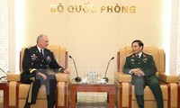 Vietnam, US boost defense ties