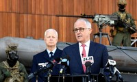 Australia seeks to expand role of military in domestic terror threats